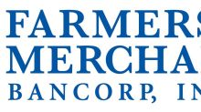 Farmers & Merchants Bancorp, Inc. Reports 2021 Second-Quarter and Year-to-Date Financial Results