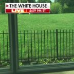 Shots fired near the White House