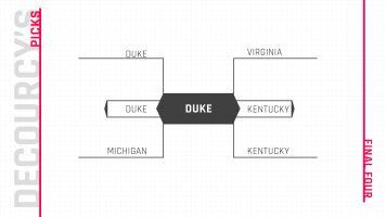 March Madness 2019: Mike DeCourcy's NCAA Tournament bracket picks