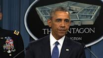 Obama Defends Progress in Fighting IS Militants