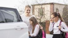 Parents could be fined £130 for driving children to school