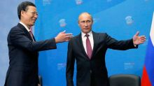 China buys record volume of Russian oil as European demand dives - traders
