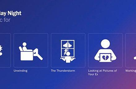Songza taps Weather Channel data to suggest mood-enhancing music