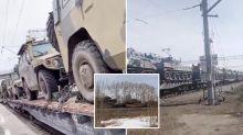 'Endless stream': Border videos raise fear of imminent invasion