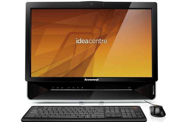 Lenovo's multitouch IdeaCentre B305 all-in-one now shipping