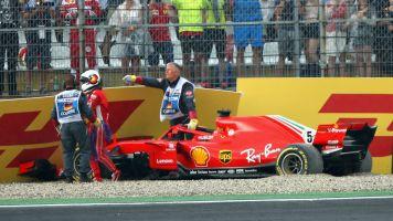 Hamilton retakes championship lead