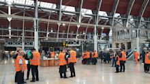 Paddington station chaos was caused by test train damaging electrical wires