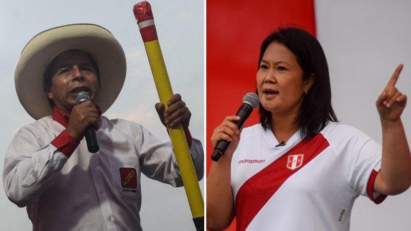 Peru election: Why has no winner been declared?