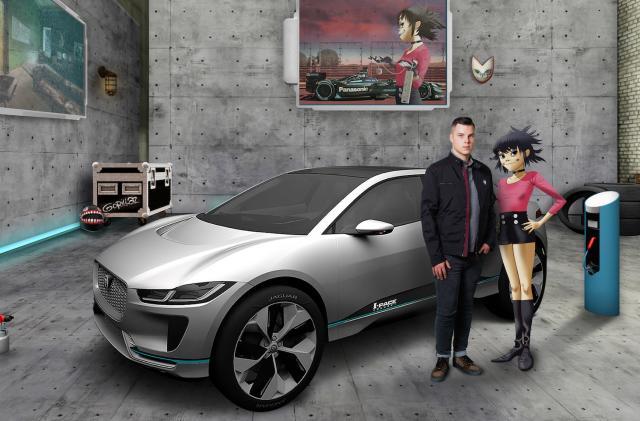 Jaguar makes first hire through Gorillaz mixed-reality app