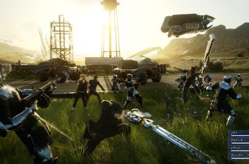 Nomura no longer directing Final Fantasy 15, new TGS trailer [update]