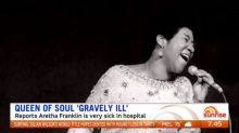 Queen of soul 'gravely ill'