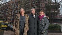 Desaströse Zustände: Auf dieser Hamburger Baustelle läuft einiges schief