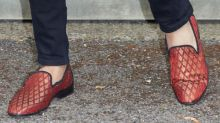 How to wear luxury slippers