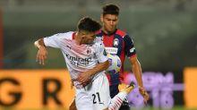 Brahim Díaz marca su primer gol oficial con el Milan