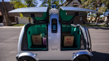 Kroger ends its unmanned-vehicle grocery delivery pilot program in Arizona