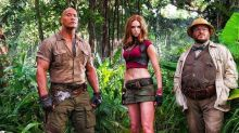 'Jumanji: Welcome to the Jungle' Wins Rave First Reactions: 'Highly Recommend It'