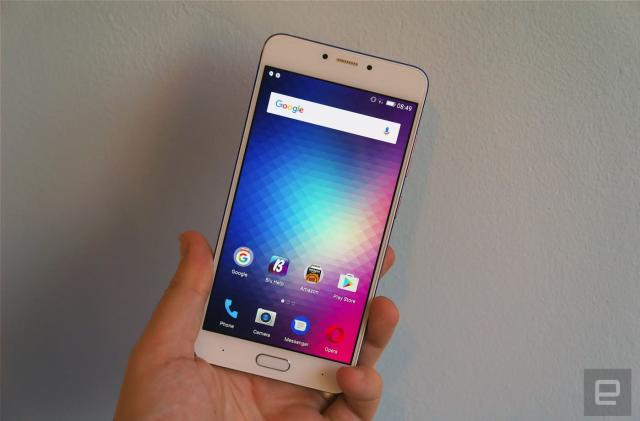 Blu's Vivo 6 comes to the UK for £185 on Black Friday