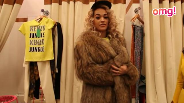 Rita Ora becomes face of Madonna's Material Girl label