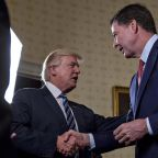Trump Dispels Rumor He Started That There Are Tapes of Comey Talks
