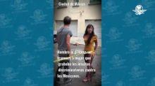 Mujer argentina sale de México; INM le prohíbe regresar