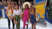Summer fashion hack: How to create 4 unique looks using a sarong