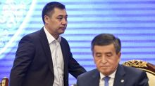 Amid turmoil, Kyrgyzstan sets presidential vote for Jan. 10