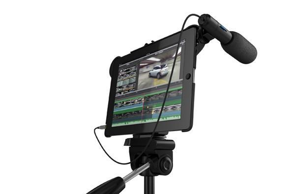 Movie Mount turns your iPad 2 into a serious video-making machine