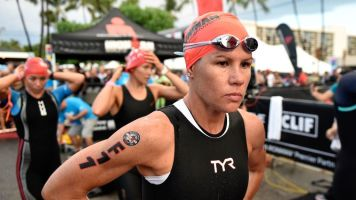 Ehemann vermasselt Rennen von Ironman-Star