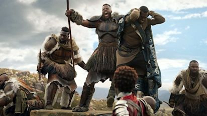 CBFC Mutes 'Glory to Hanuman' Reference in 'Black Panther'