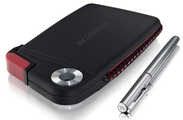 Freecom's ToughDrive Sport external HDD is tough, also a drive
