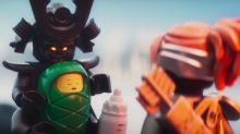 The LEGO Ninjago Movie trailer #2 promises action, laughs and family drama with a punch