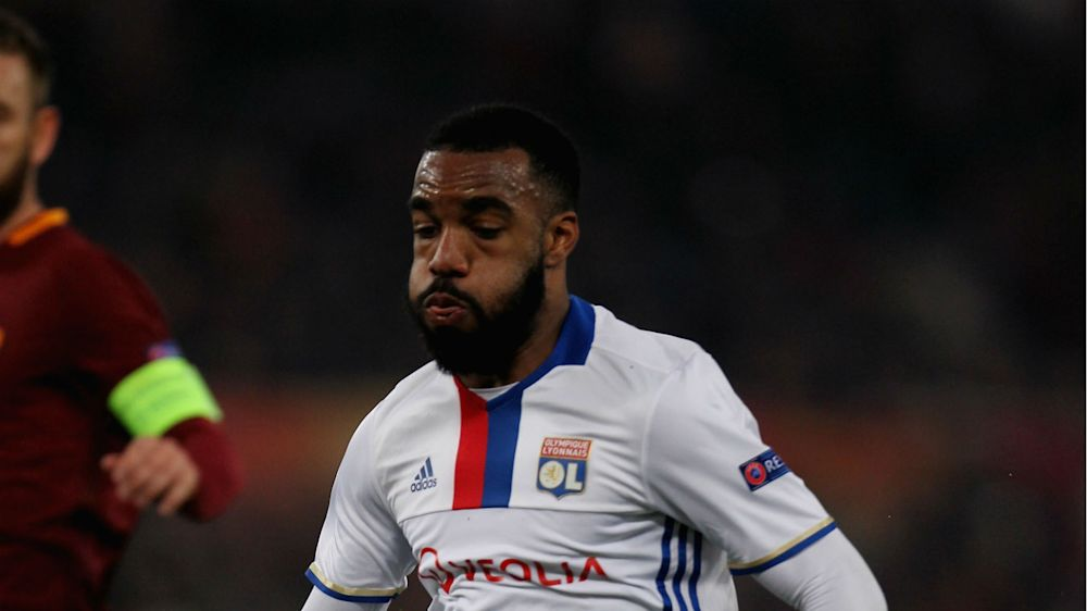 Lacazette still open to Atletico move despite transfer ban