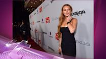 Entertainment News Pop: Lindsay Lohan Already Planning Post-Rehab Work Plans