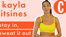 This 14-minute Kayla Itsines' ab workout will make you feel the burn