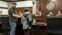 Girl, 11, brings AR-15 to Idaho gun hearing