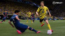 FIFA 21: Endlich echtes Gameplay veröffentlicht