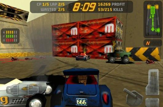 Carmageddon 'should' hit iOS next week, Android late 2012/early 2013