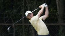 Rory McIlroy falls off the lead in Chicago as he reveals imminent birth of child