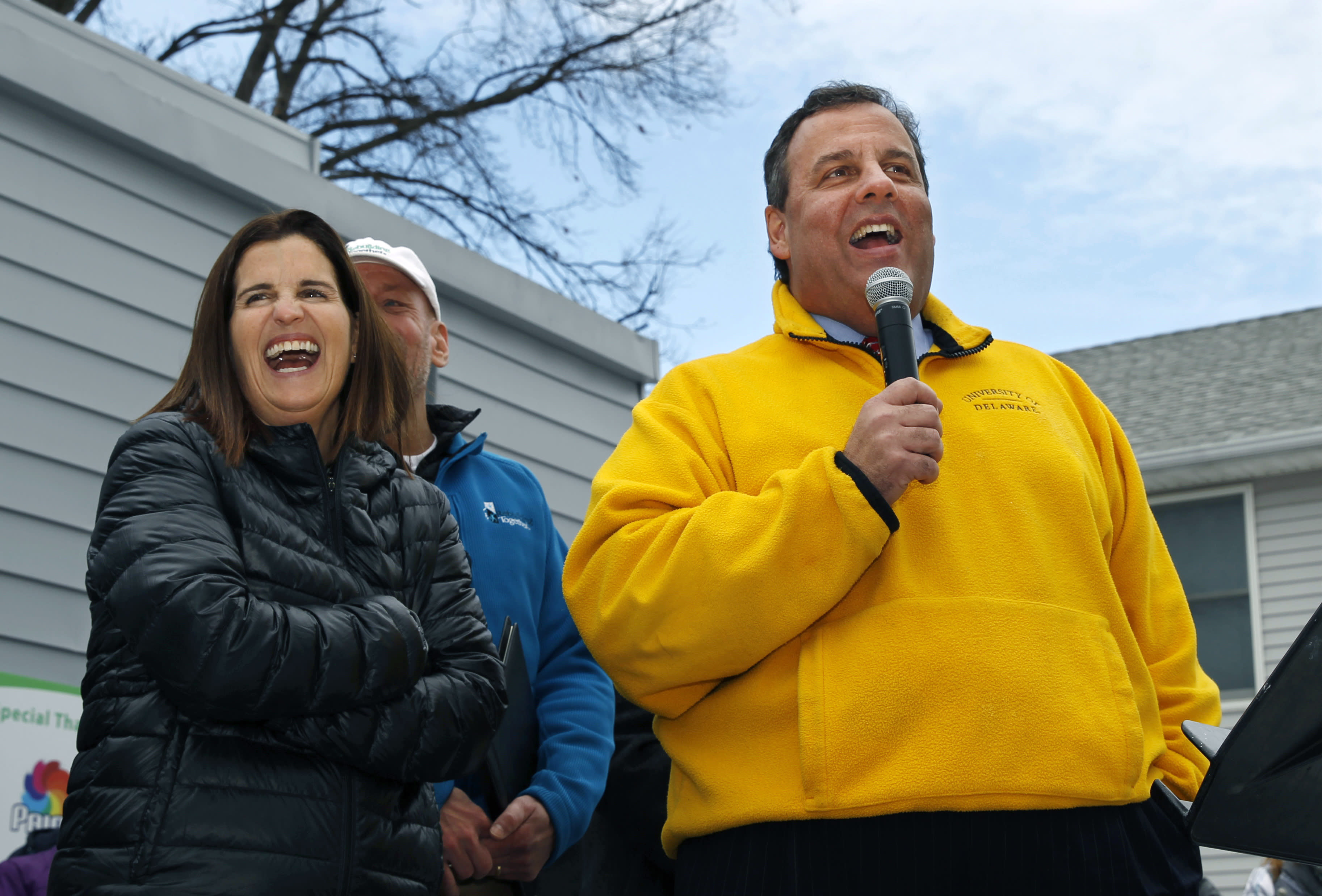 Chris Christie getting road named for him in home county