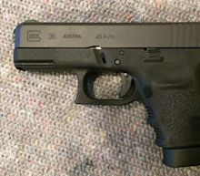 The Glock 36: A Really Big Gun in a Small Package