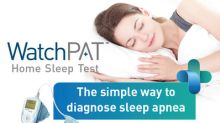 """An Important Recognition in the US Market for the WatchPAT™ Device: The American Academy of Sleep Medicine (""""AASM"""") has Formally Endorsed Itamar Medical's WatchPAT™ Technology to Diagnose Sleep Apnea, Based on Published Evidence"""