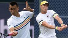 Frenchmen deny all-Australian tennis final