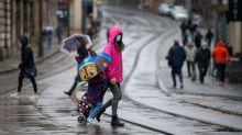 Weather warnings as heavy rain set to soak parts of UK