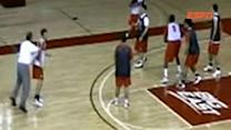 Rutgers fires basketball coach after disturbing video