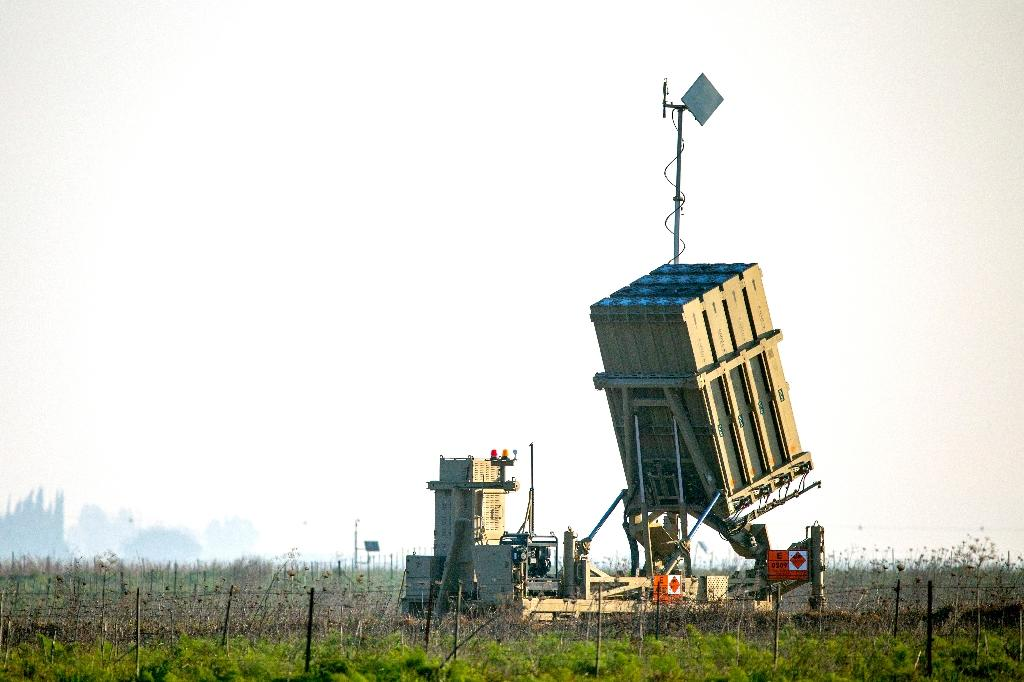 Israel introduced its Iron Dome defence system in 2011