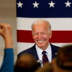 In 2020 campaign fight, Biden backers worry about being outgunned by Trump