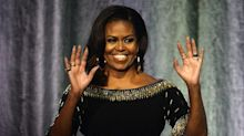 Michelle Obama addresses moment she 'broke royal protocol'