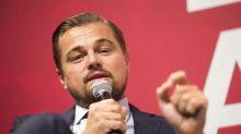 Leo blasted for visiting steakhouse after veggie speech