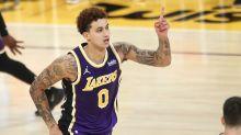 Fantasy Basketball Week 9 Player Trends: Kyle Kuzma on rise