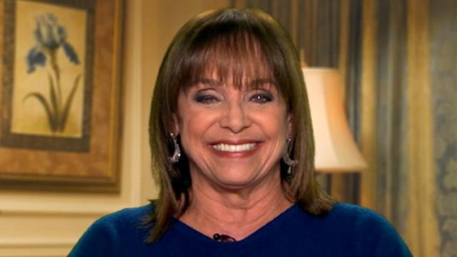 Valerie Harper Discusses Cancer Diagnosis on 'GMA'